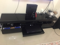 Used Tv stand tv cabinet tv unit in Dubai, UAE