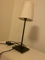 Used Ikea bed lamp in Dubai, UAE