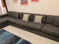 Used 5 Seater L Shaped Sofa in Dubai, UAE