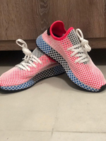 Used Adidas originals Deerupt size 42 unisex in Dubai, UAE