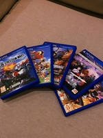 Used PSVITA games (Playstation) 5 games in Dubai, UAE