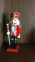 Used Nutcracker soldier puppet in Dubai, UAE