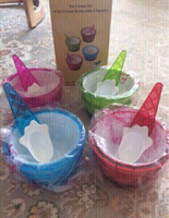 Used ICE cream bowl in Dubai, UAE