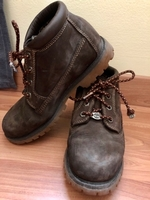 Used Timberland boots womens in Dubai, UAE
