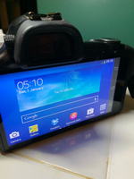 Used Samsung galaxy nx touch screen camera in Dubai, UAE