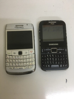 Blackberry and Samsung # not working