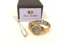 Used NEW Bee Sister Watch Stainless Steel in Dubai, UAE