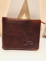 Used Men's wallet brown  in Dubai, UAE