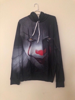 Used NEW 3D Clown Hoodie Sweatshirt 2XL in Dubai, UAE