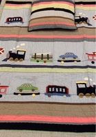 Used Pottery Barn Kids Quilt Set in Dubai, UAE