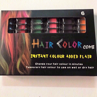 Used Instant hair color 6colors(new) in Dubai, UAE