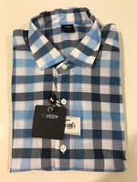 Used NEW TWEEN Shirt Size M Color Blue  in Dubai, UAE