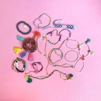 Used Assorted Friendship Bracelets in Dubai, UAE