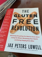 Used The Gluten free book revolution  in Dubai, UAE