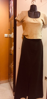 Used High waist office skirt + tshirt  in Dubai, UAE