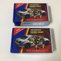 Used Welcome led light Mercedes 2boxes(new) in Dubai, UAE