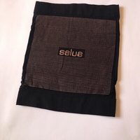Used Waist burning elastic band black 2pcs  in Dubai, UAE