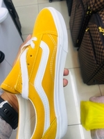 Used VANS UNISEX SHOES 36 to 45 yellow in Dubai, UAE