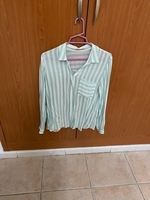 Used Green shirt, Pull & Bear in Dubai, UAE