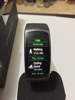 Used Sumsung gear fit 2 550 dhs  in Dubai, UAE