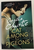 Used Cat Among the Pigeons by Agatha Christie in Dubai, UAE