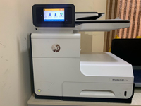 Used Hp page wide pro mfp 477dw printer in Dubai, UAE