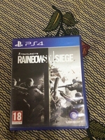Used rainbow siege ps4 game in Dubai, UAE