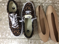 Used 2 Shoes Zara & pick & bear  in Dubai, UAE