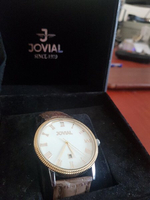 Used Jovial classic watch original in Dubai, UAE