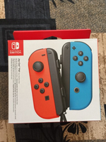 Used Nintendo Joy Con controller Red/Blue in Dubai, UAE