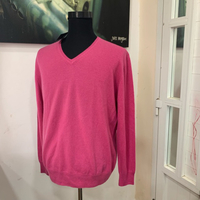 100% Cashmere sweater for men XL