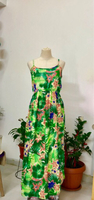 Used Green Floral Maxi in Dubai, UAE