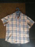Used AUTHENTIC BURBERRY SHIRT (LADIES) M-L in Dubai, UAE