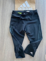 Used Women Adidas capri leggings size L in Dubai, UAE