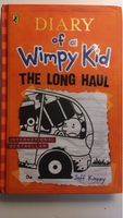 Used Diary of a wimpy kid The Long Haul Book9 in Dubai, UAE