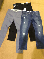 Used Size 34 mens pants brandnew in Dubai, UAE