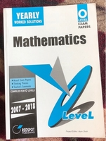 Used O levels yearly worked solutions  in Dubai, UAE
