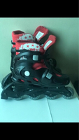 Used Rollerblading shoes for kid 49 AED used in Dubai, UAE