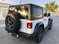 Used Jeep Wrangler Sport 2018  in Dubai, UAE
