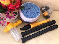 Used NEW Artifact Carwash Brush Set in Dubai, UAE