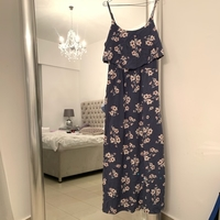 Used Maxi dress from garage in large size in Dubai, UAE