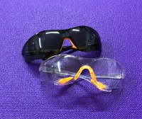 Used 5 pcs of Safety Goggles  in Dubai, UAE
