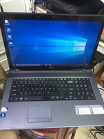 Used Acer Big Laptop 17.3 inch, very clean. in Dubai, UAE