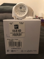 Used Casio BGA-195-7ADR Baby G Digital Watch in Dubai, UAE