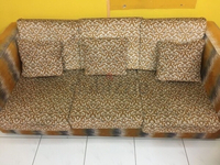 Used Adorable Yellow Sofa Set! in Dubai, UAE
