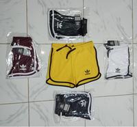 Used Short Adidas for ladies Large 5 pcs in Dubai, UAE