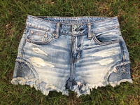 Used American Eagle DENIM shorts  in Dubai, UAE