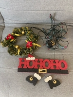 Used Christmas decor from Homecentre  in Dubai, UAE