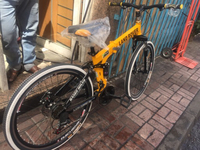 Used land rover bicycle. in Dubai, UAE