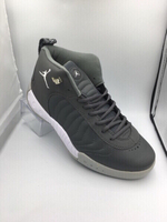 Used Jordan jumpman, size 42,grey color, new in Dubai, UAE
